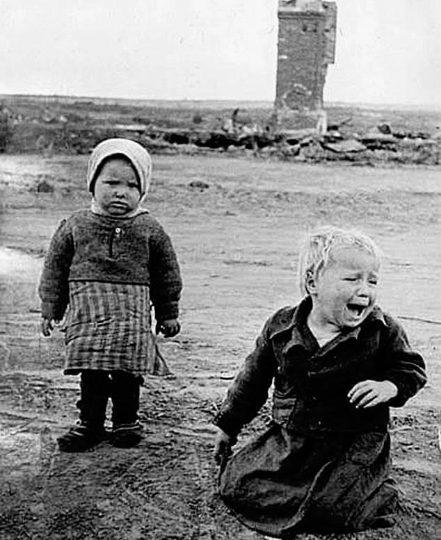 Великая Отечественная дети