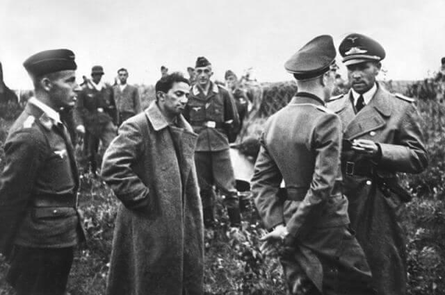 Яков Сталин погиб