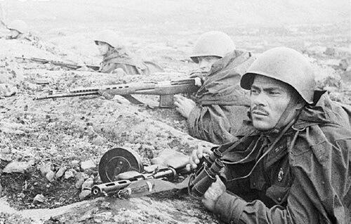 Крым Вторая мировая