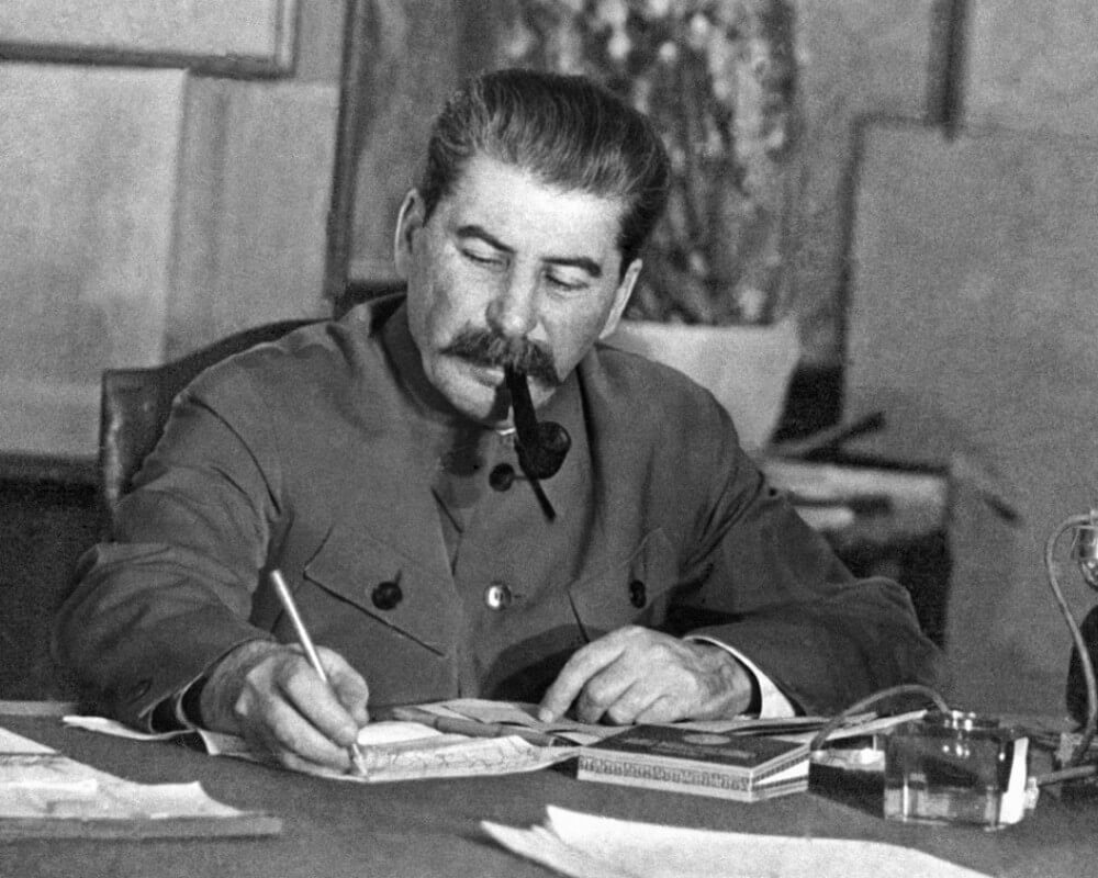 thesis on the childhood of stalin