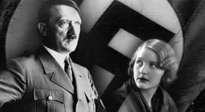 Ева Браун и Гитлер