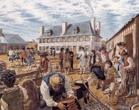 Как Англия колонизировала Канаду