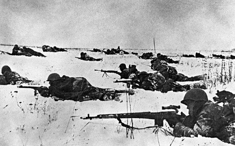 Битвы 1941 года