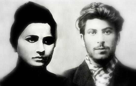 Первая жена Сталина