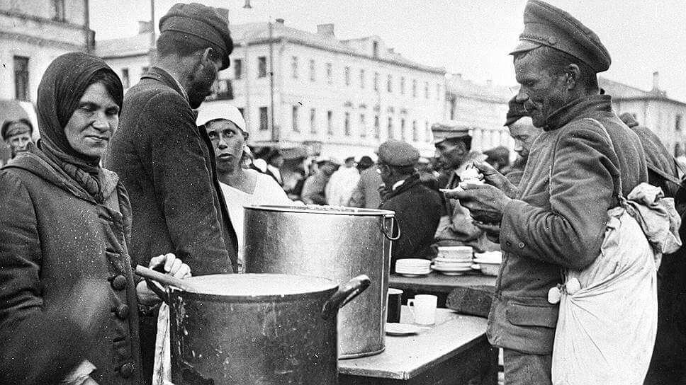 итоги и посдествия политика военного коммунизма