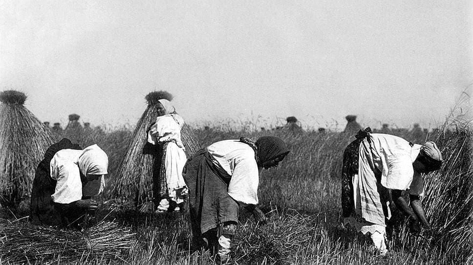Аграрная реформа Столыпина