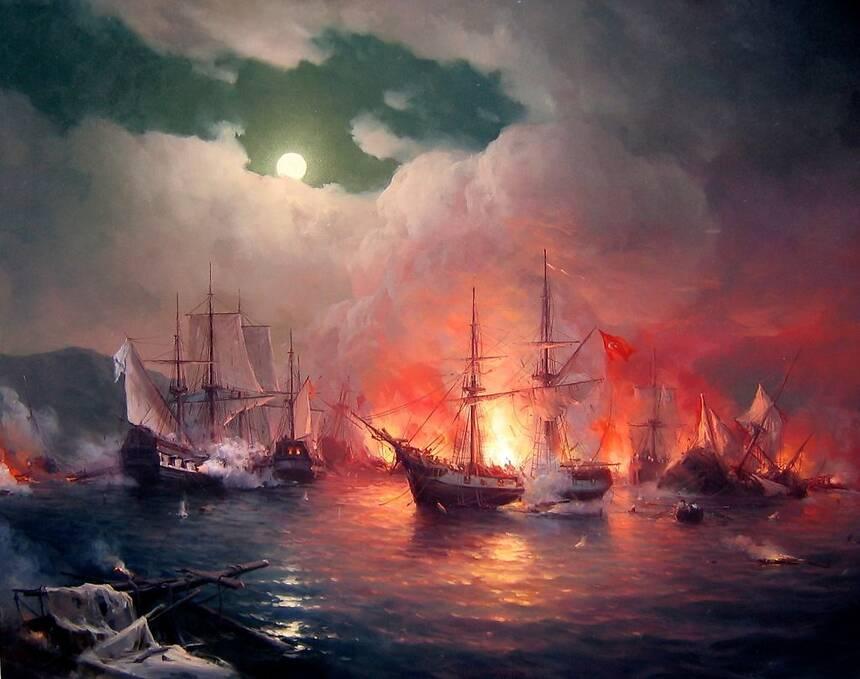 Итоги Синопского сражения