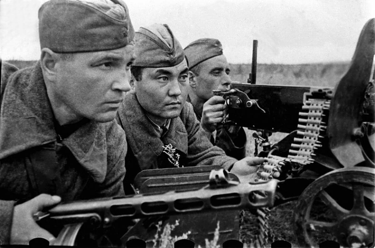 Победа на Сталинградской битве