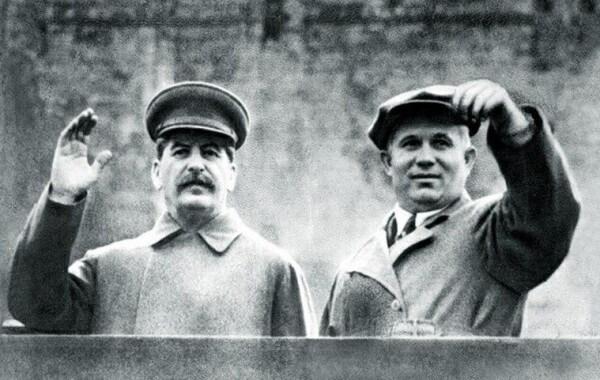 Сталин культ Хрущева