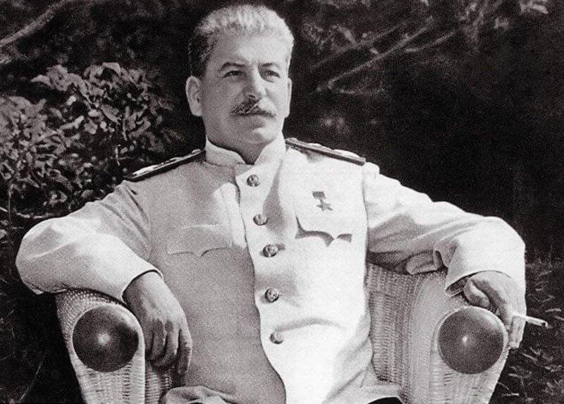 Сталин историческая личность