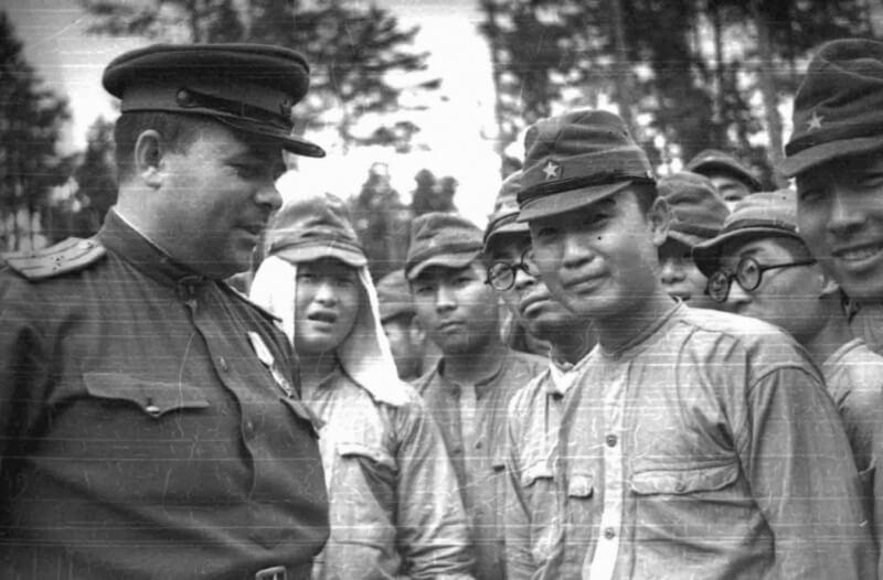 Война Советского союза с Японией