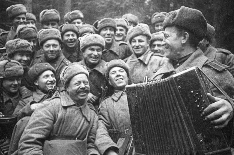 Песни во время войны