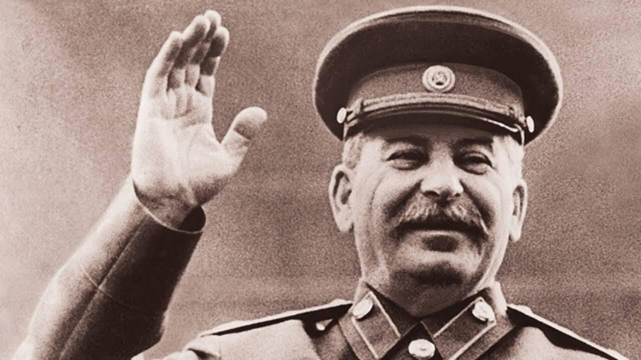 Исторический портрет Сталина