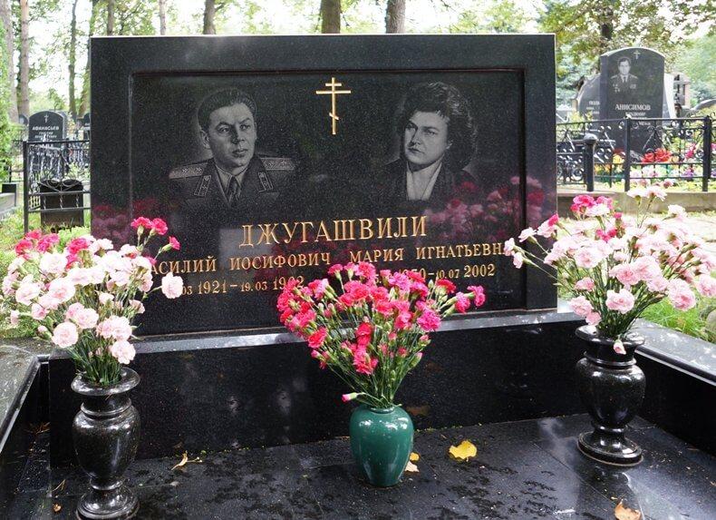 Смерть Василия Сталина