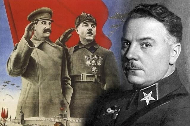 Командуюющий Ворошилов