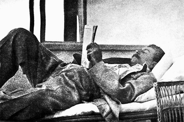 Сталин перед смертью