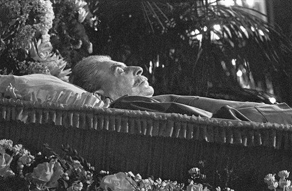 От чего умер Сталин