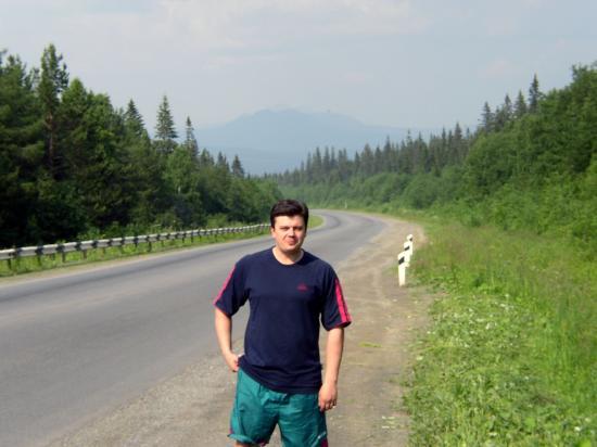 Экспедиция на Бабиновскую дорогу
